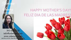Happy Mother's Day / Feliz Dia de las Madres! 2014.